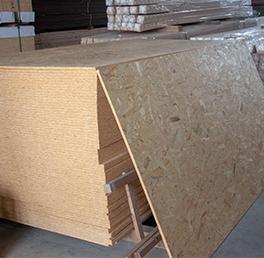 歐松板木材