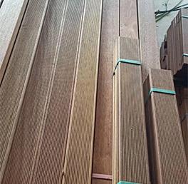 戶外硬木生產