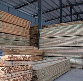 優質防腐木