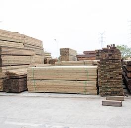 防腐木標準