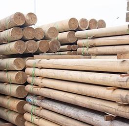 防腐木使用