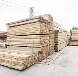 防腐木發展